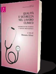 Qualità e sicurezza nel lavoro clinico - cover