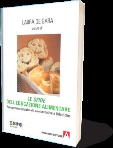 Le Sfide dell'Educazione Alimentare - cover
